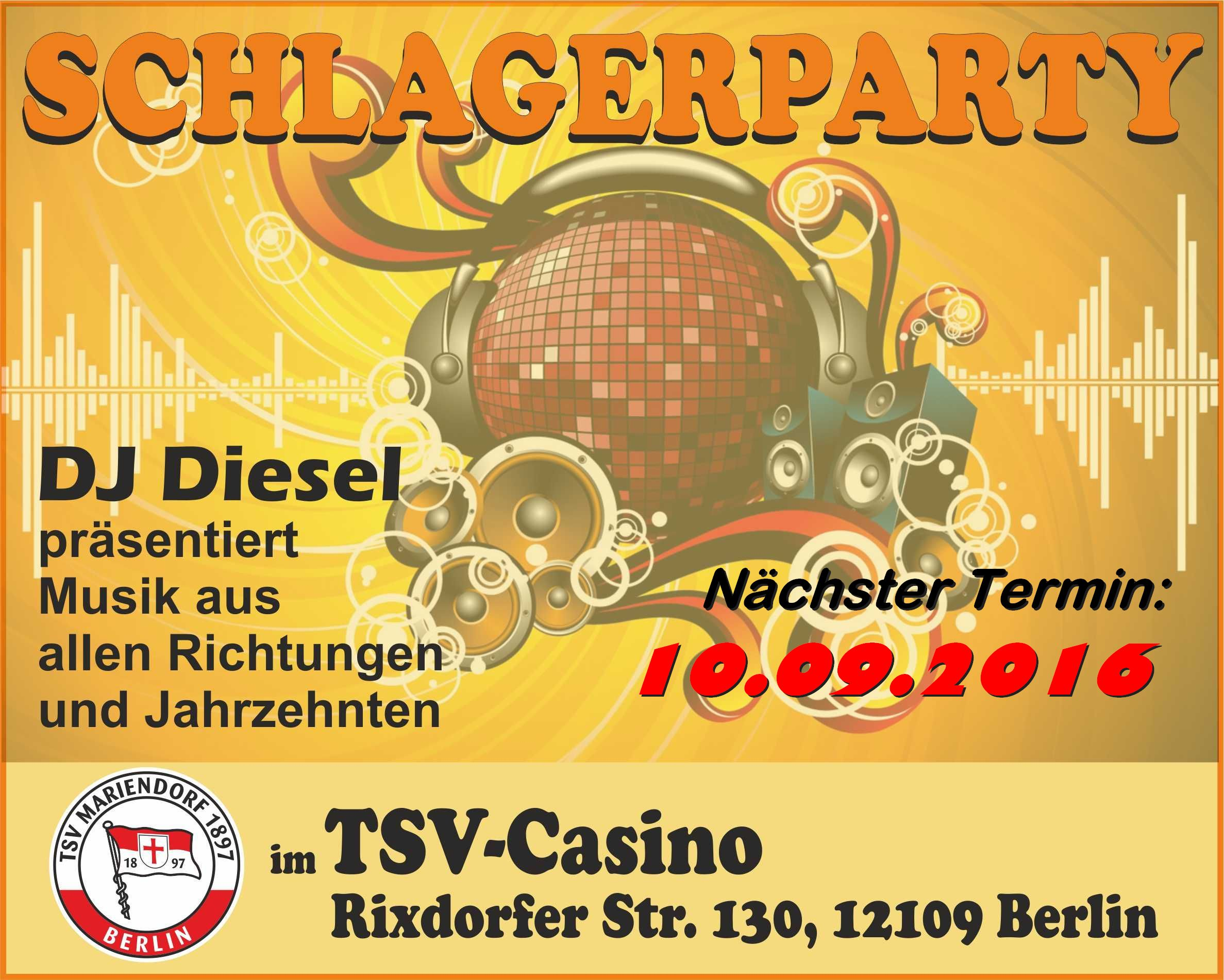 Schlagerparty10.9.16