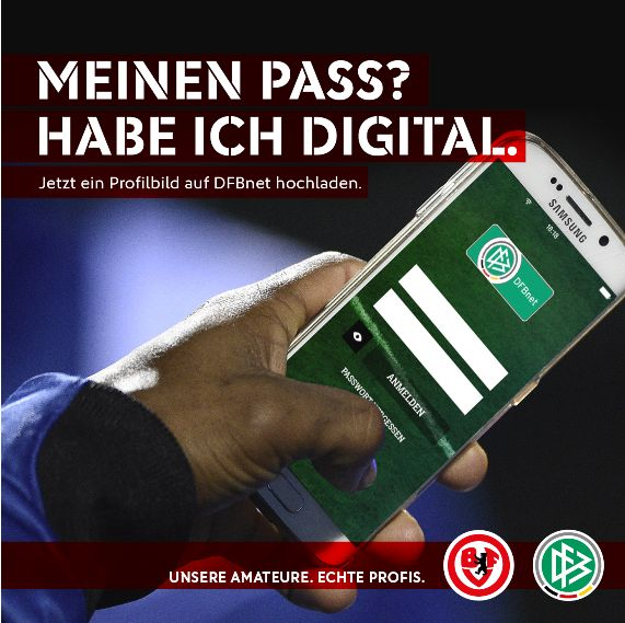 Digitaler Spielerpass