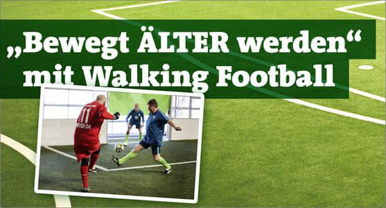Teaser Walking Football