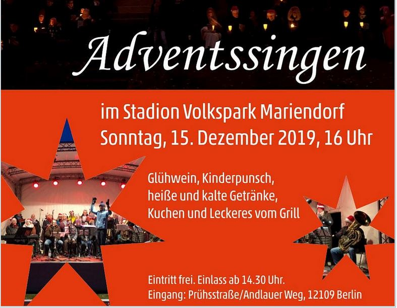 2019 Adventssingen