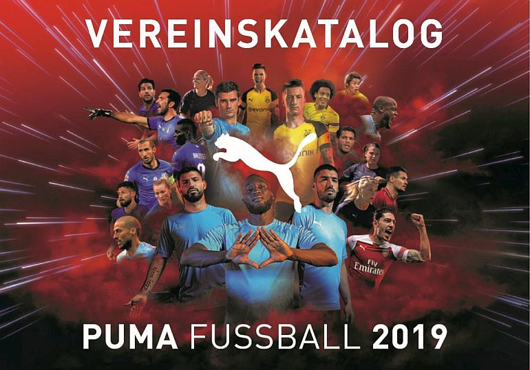 puma teamsport katalog 2019