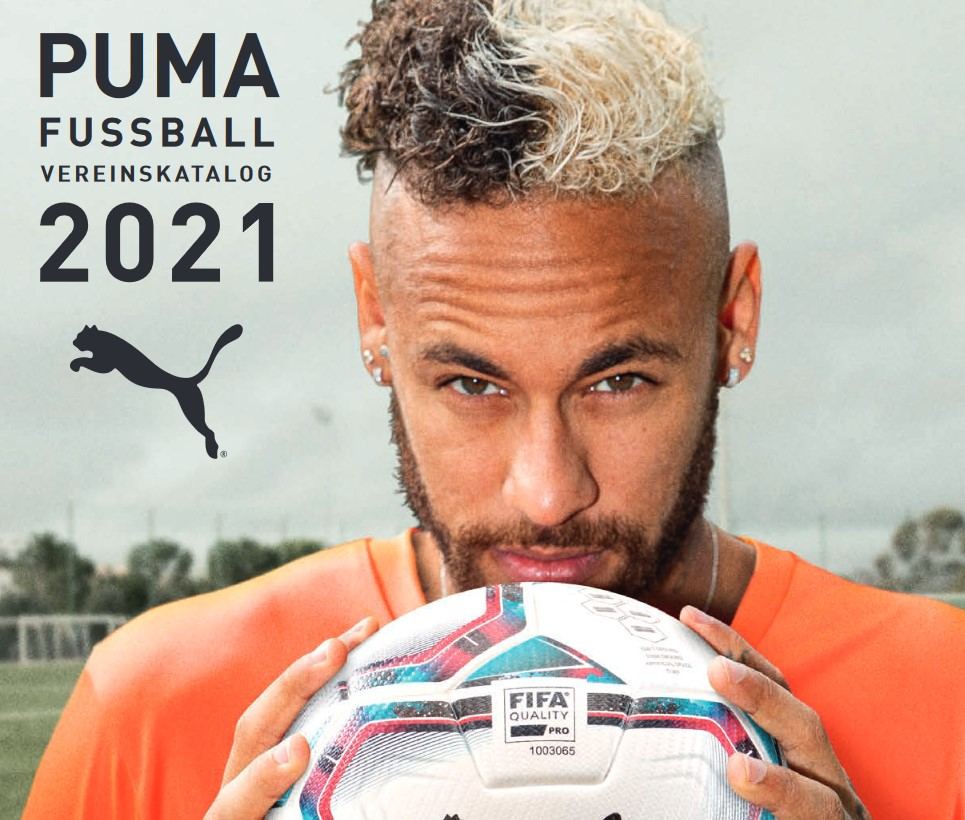puma teamsport katalog 2021